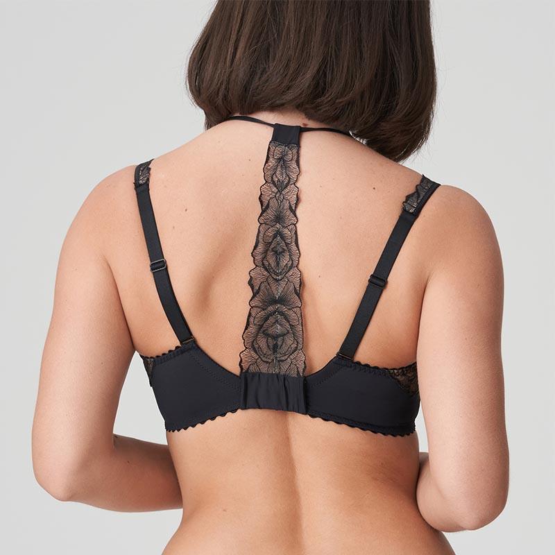Prima Donna Belgravia beugelbh balconnet verticale naad zwart