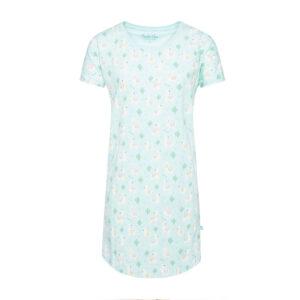 charlie choe dames nachtkleed koraal