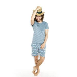 charlie choe heren pyjama