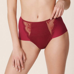 Agatha tailleslip 0502221 rumba red model foto