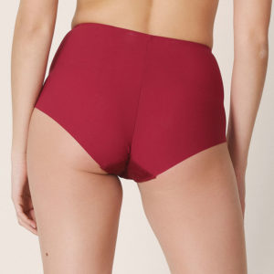 Agatha tailleslip 0502221 rumba red model foto achterkant