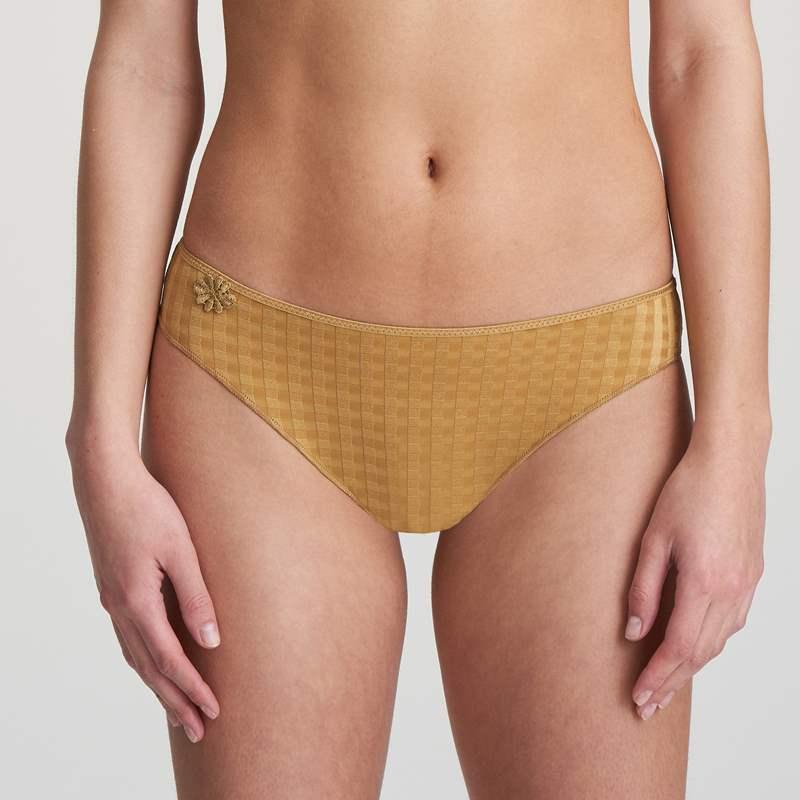 Marie Jo Avero gold rioslip Gold